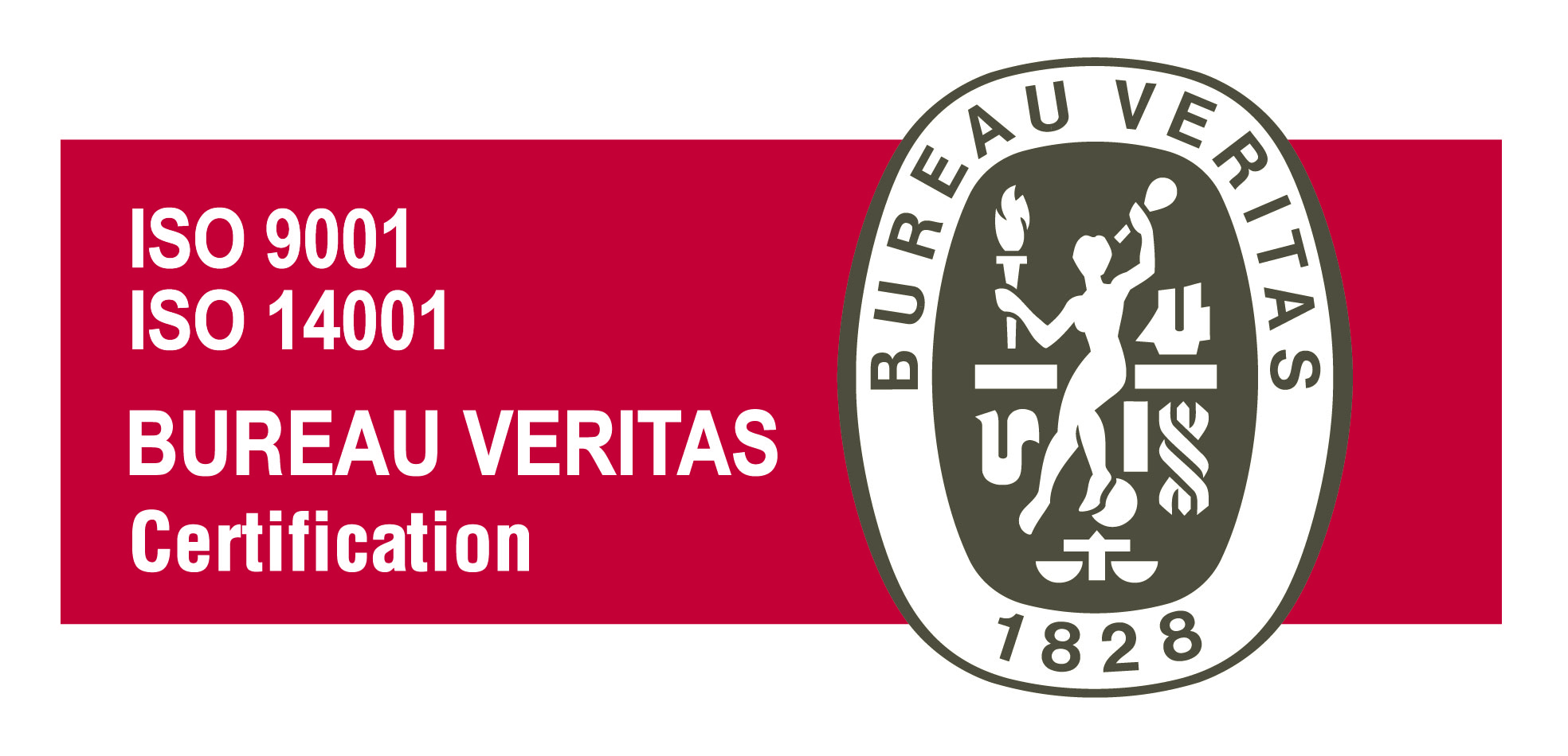 Certification ISO9001 - 14001